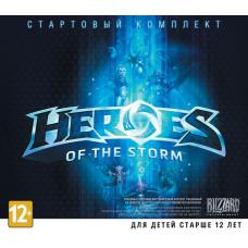 Heroes of the Storm - Стартовый комплект [PC, Jewel, русская версия]