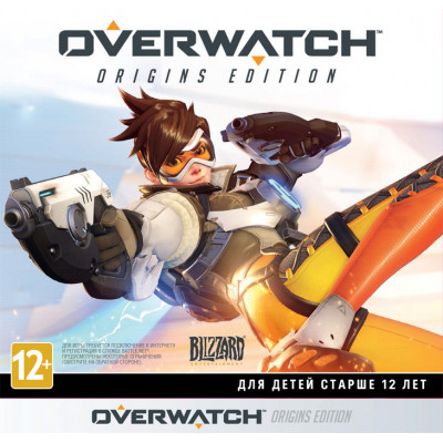 Overwatch. Origins Edition [PC, Jewel, русская версия]
