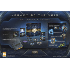 Starcraft II: Legacy Of The Void. Collector's Edition [PC, европейская версия]