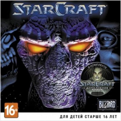 StarCraft Gold [PC, Jewel, русская документация]