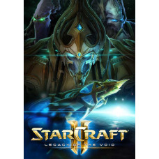 Starcraft II: Legacy Of The Void [PC, русская версия]