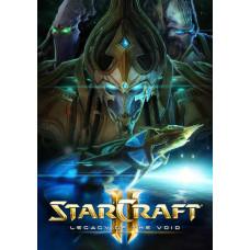 Starcraft II: Legacy Of The Void [PC, русская версия]