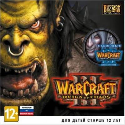 Warcraft III Gold [PC, Jewel, русская версия]