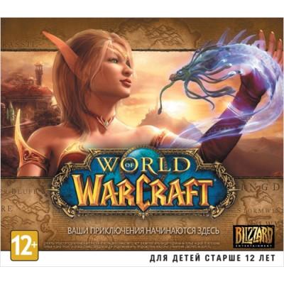 World of Warcraft Gold [PC, Jewel, 14 дней, русская версия]