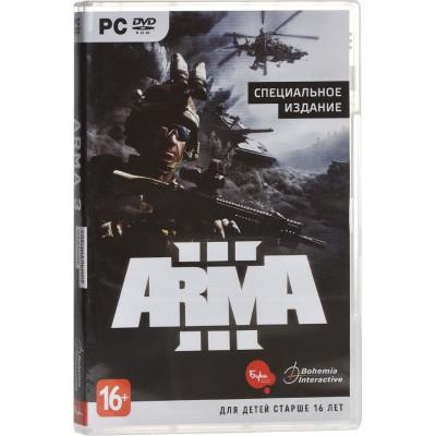 Arma III. Специальное издание [PC, русские субтитры]