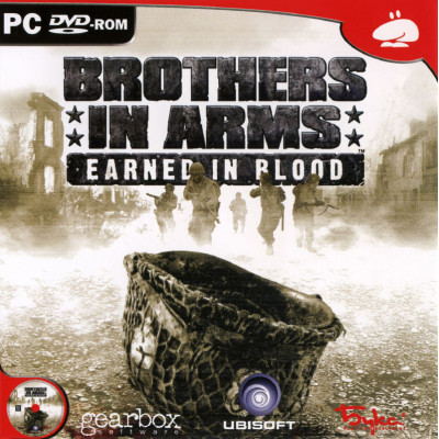 Brothers in Arms: Earned in Blood [PC, Jewel, русская версия]