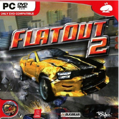 FlatOut 2 [PC, Jewel, русская версия]