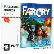 Far Cry (Классика жанра) [PC, Jewel, русская версия]