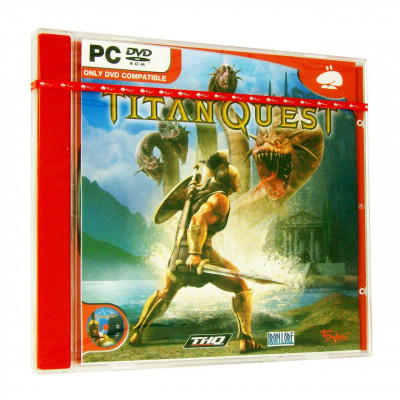 Titan Quest [PC, Jewel, русская версия]