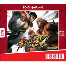Street Fighter IV (Bestseller) [PC, Jewel, русская версия]