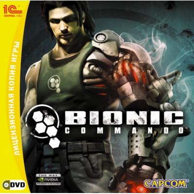 Bionic Commando [PC, Jewel, русские субтитры]
