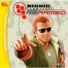 Bionic Commando Rearmed [PC, Jewel, русская версия]