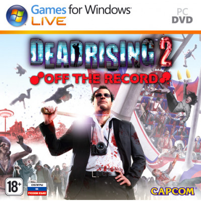 Dead Rising 2: Off The Record [PC, Jewel, русские субтитры]