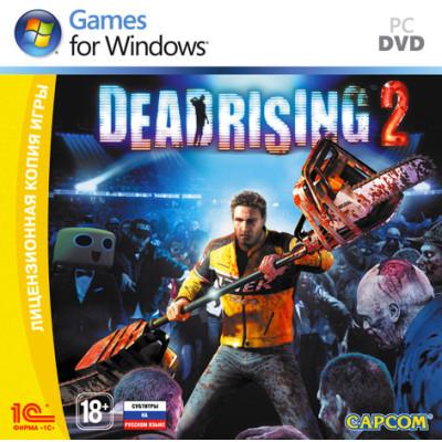 Dead Rising 2 [PC, Jewel, русские субтитры]