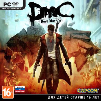 DmC: Devil May Cry [PC, Jewel, русские субтитры]
