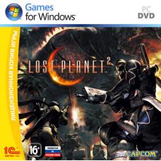 Lost Planet 2 [PC, Jewel, русская версия]