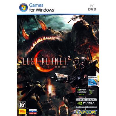Lost Planet 2 [PC, русская версия]