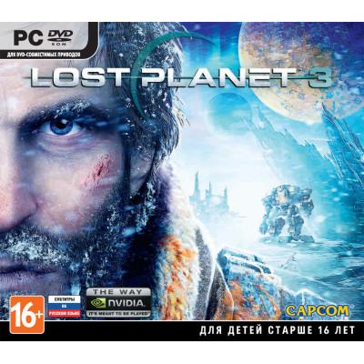 Игра для PC Lost Planet 3 (русские субтитры)