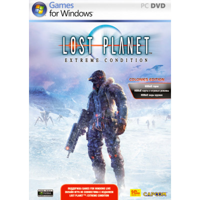 Lost Planet: Extreme Condition. Colonies Edition [PC, русская версия]