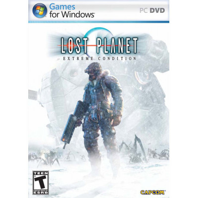 Lost Planet: Extreme Condition [PC, русская версия]
