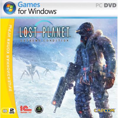 Lost Planet: Extreme Condition [PC, Jewel, русская версия]