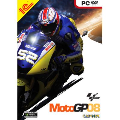 MotoGP 08 [PC, русская версия]