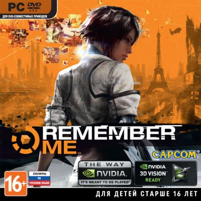 Remember me [PC, Jewel, русские субтитры]