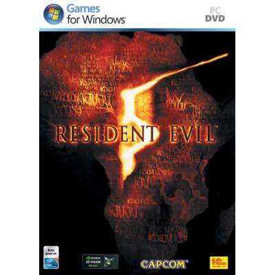 Resident Evil 5 [PC, русская версия]