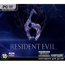 Resident Evil 6 [PC, Jewel, русские субтитры]