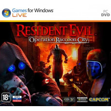Resident Evil: Operation Raccoon City [PC, Jewel, русские субтитры]
