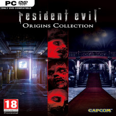 Resident Evil Origins Collection [PC, Jewel, русская документация]