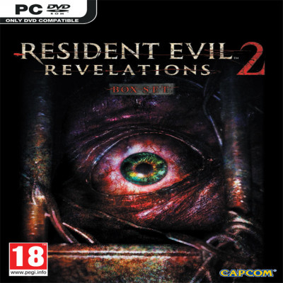 Resident Evil: Revelations 2 [PC, Jewel, русские субтитры]