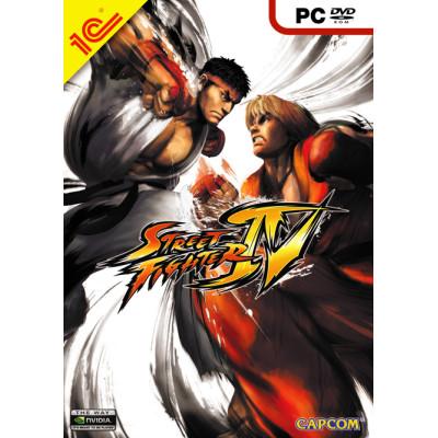 Street Fighter IV [PC, русские субтитры]