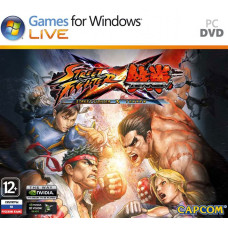 Street Fighter X Tekken [PC, Jewel, русские субтитры]