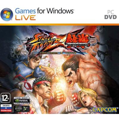 Street Fighter X Tekken [PC, Jewel, русские субтитры]