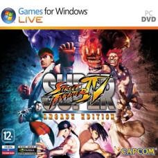 Super Street Fighter IV Arcade Edition [PC, Jewel, русские субтитры]