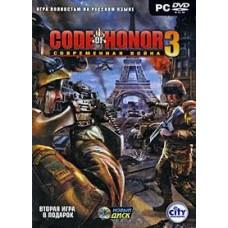 Code of Honor 3: Современная война [PC, русская версия]
