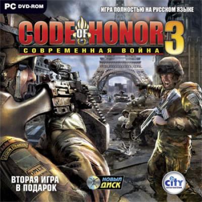 Code of Honor 3: Современная война [PC, Jewel, русская версия]