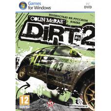 Colin McRae Dirt 2 [PC, русская версия]