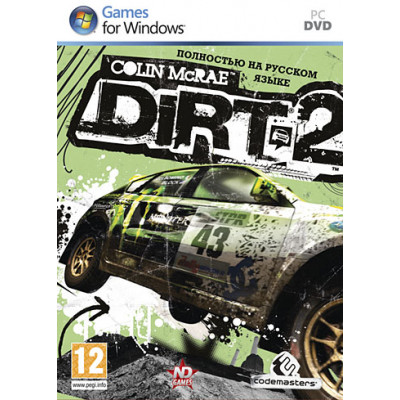 Colin McRae Dirt 2 [PC, русская версия]