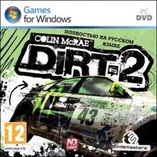 Colin McRae Dirt 2 [PC, Jewel, русская версия]