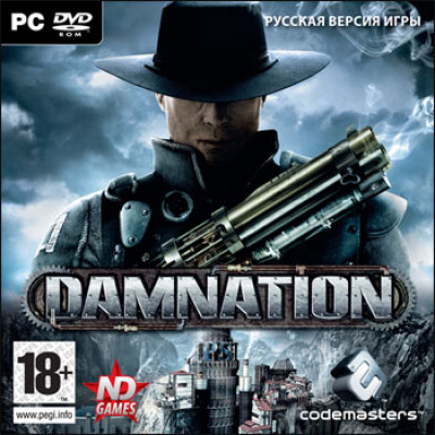 Damnation [PC, Jewel, русская версия]