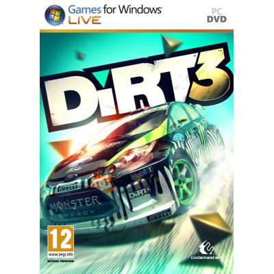 DiRT 3 [PC, русская версия]