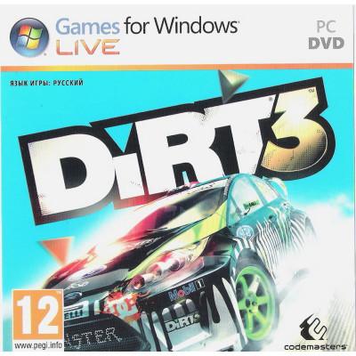 DiRT 3 [PC, Jewel, русская версия]