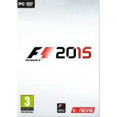 F1 2015 [PC, русская документация]