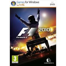 Formula 1 2010 [PC, английская версия]