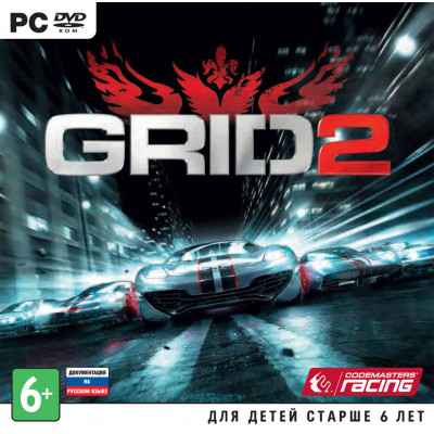 GRID 2 [PC, Jewel, русская документация]