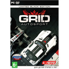GRID Autosport. Limited Black Edition [PC, русская версия]