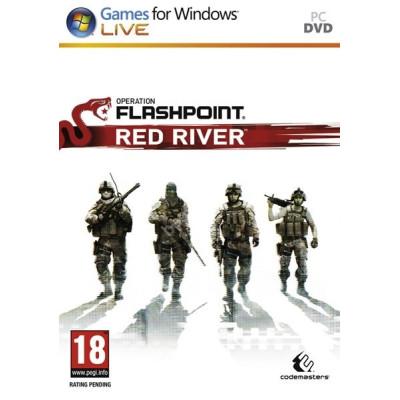 Operation Flashpoint: Red River [PC, английская версия]