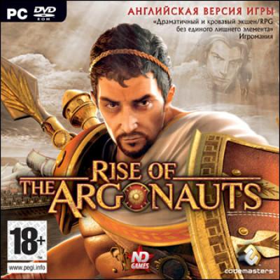 Rise of the Argonauts [PC, Jewel, английская версия]